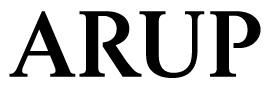 Arup Logo Black Cmyk A5