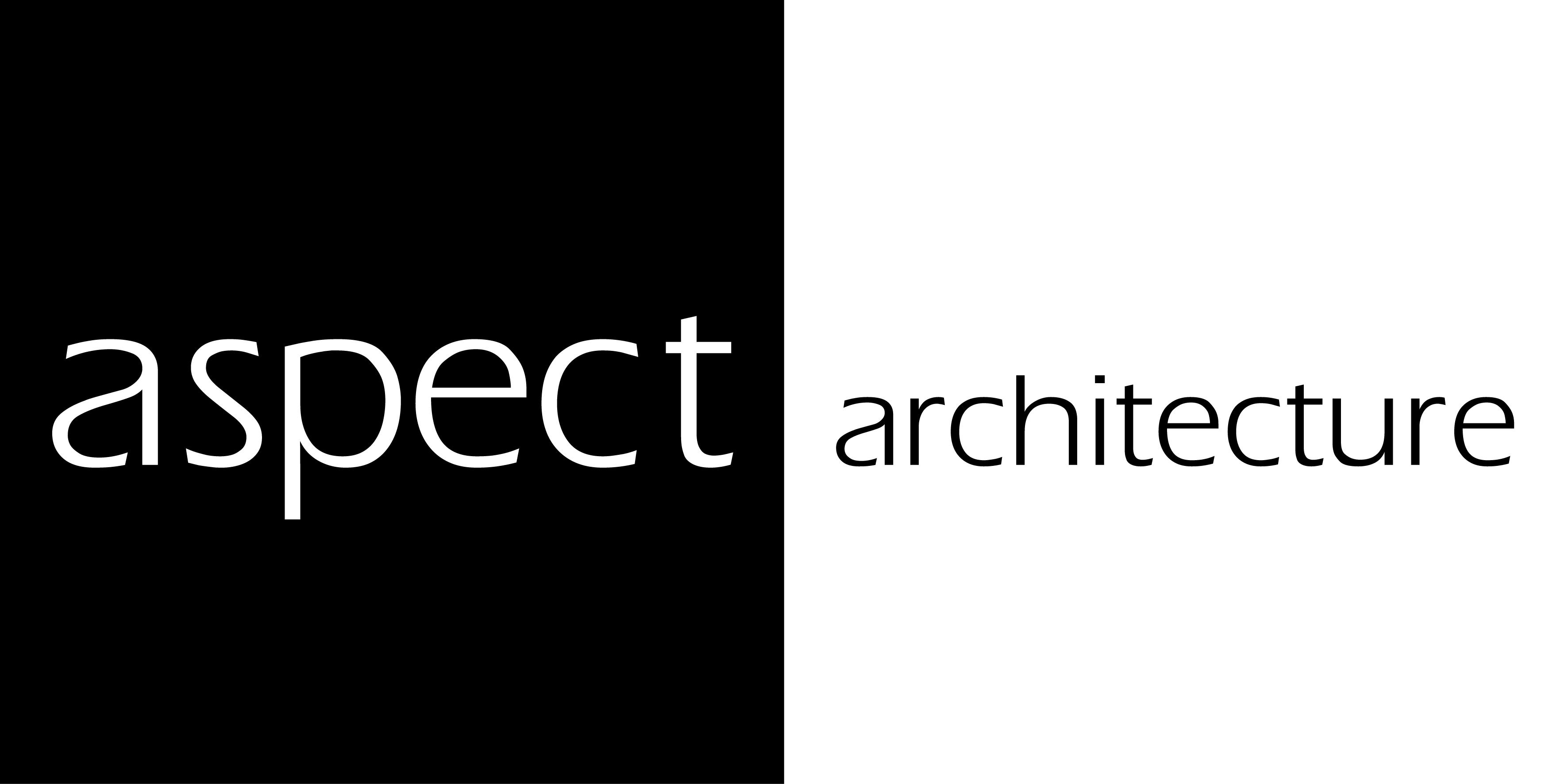 Aspect Logo (300mm X 150mm) Print
